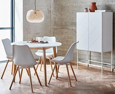 Möbler till matrummet och köket JYSK