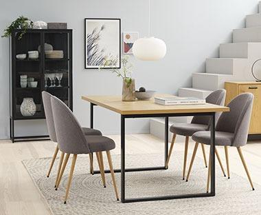 Köp Matgrupp & Matbordsset till hemmets hjärta online | JYSK