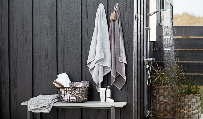400aa49f Handdukarna är av hög kvalité, vacker design och skapade med naturen i  åtanke. Du kan kombinera färger som går ton i ton för att skapa en  spa-liknande oas i ...