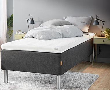 Omtalade Ny resårbotten? Bra erbjudande på sängar och resårbottnar   JYSK.se BL-59