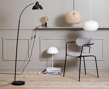 Strålande Belysning - Köp lampor och dekorationsbelysning online   JYSK CU-38