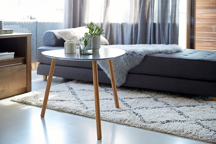 6 enkla tips till att inreda en liten lägenhet JYSK