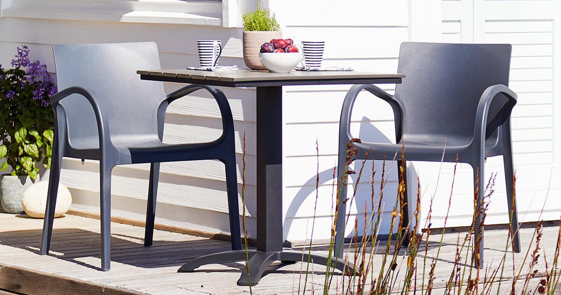 Toppen Guide: Så väljer du dina trädgårdsmöbler   JYSK VU-91