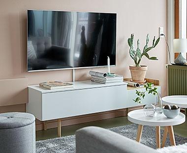 Köp TV bänk online Välj bland ett stort urval | JYSK